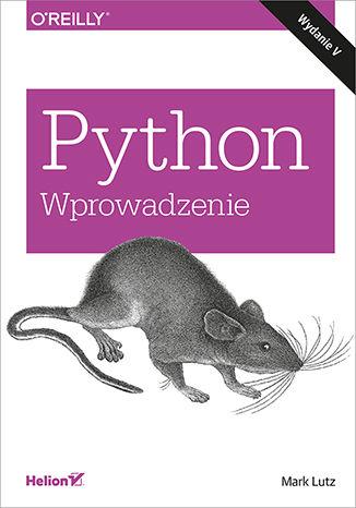 Okładka książki Python. Wprowadzenie. Wydanie V