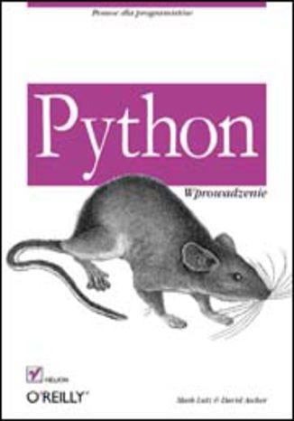 Okładka książki Python. Wprowadzenie