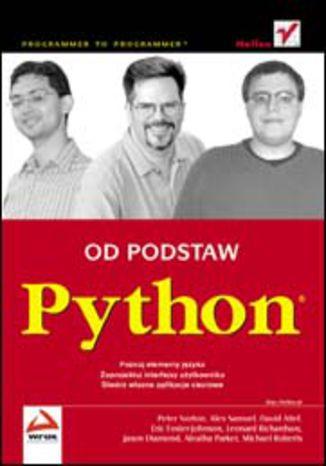 Okładka książki/ebooka Python. Od podstaw