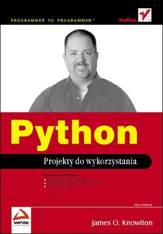 Okładka książki/ebooka Python. Projekty do wykorzystania