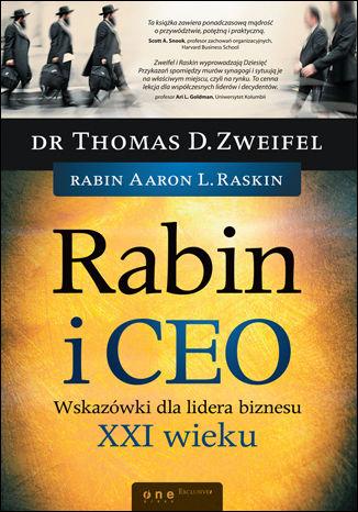 Okładka książki/ebooka Rabin i CEO. Wskazówki dla lidera biznesu XXI wieku