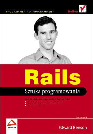Okładka książki/ebooka Rails. Sztuka programowania