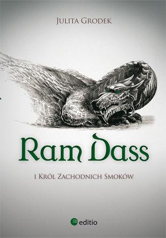 Okładka książki/ebooka Ram Dass i Król Zachodnich Smoków