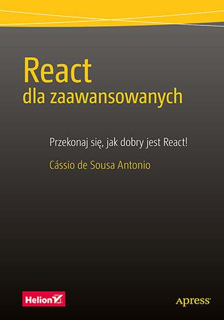 Okładka książki/ebooka React dla zaawansowanych