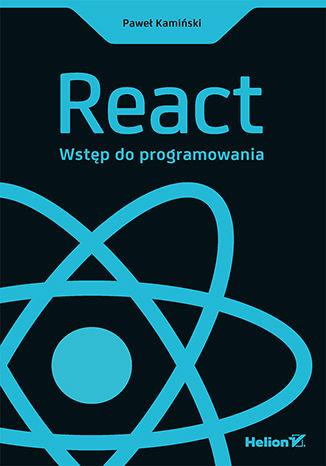 Okładka książki React. Wstęp do programowania