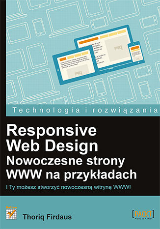 Okładka książki Responsive Web Design. Nowoczesne strony WWW na przykładach
