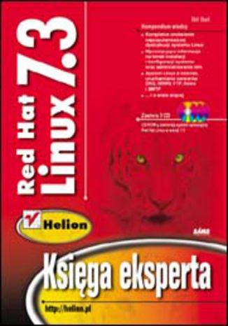 Okładka książki/ebooka Red Hat Linux 7.3. Księga eksperta
