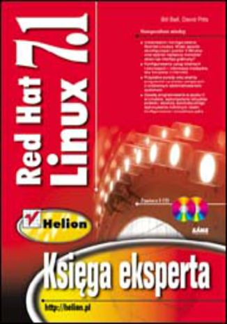 Red Hat Linux 7.1. Księga eksperta - Bill Ball, David Pitts