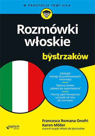 Okładka książki/ebooka Rozmówki włoskie dla bystrzaków