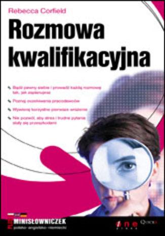 Okładka książki/ebooka Rozmowa kwalifikacyjna