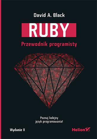 Okładka książki Ruby. Przewodnik programisty. Wydanie II