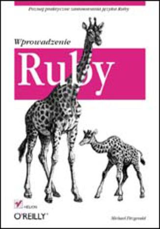 Okładka książki/ebooka Ruby. Wprowadzenie