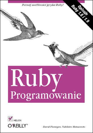 Okładka książki/ebooka Ruby. Programowanie