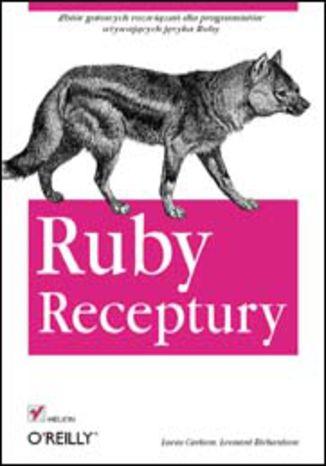 Okładka książki/ebooka Ruby. Receptury