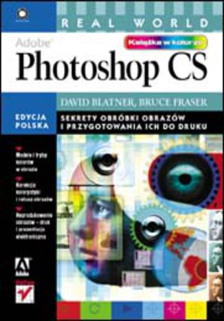 Okładka książki/ebooka Real World Adobe Photoshop CS. Edycja polska