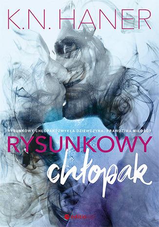 Okładka książki/ebooka Rysunkowy chłopak