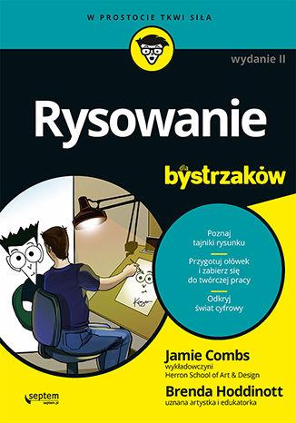 Okładka książki Rysowanie dla bystrzaków. Wydanie II