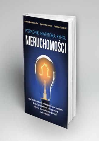 Okładka książki/ebooka Poradnik inwestora rynku nieruchomości