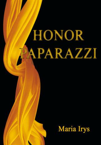 Okładka książki Honor paparazzi