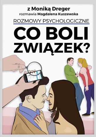 Okładka książki/ebooka Co boli związek?