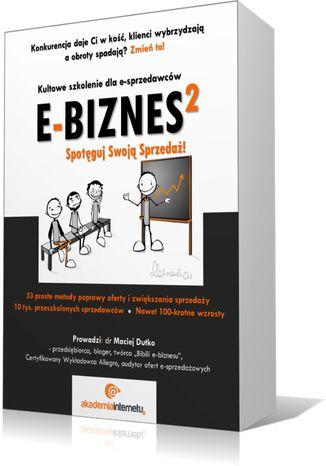 Okładka książki/ebooka E-biznes do Kwadratu