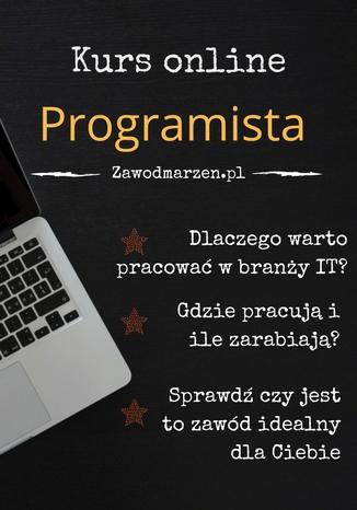 Okładka kursu Zawód marzeń. Zostań programistą branży IT