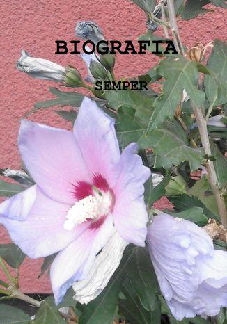 Okładka książki BIOGRAFIA