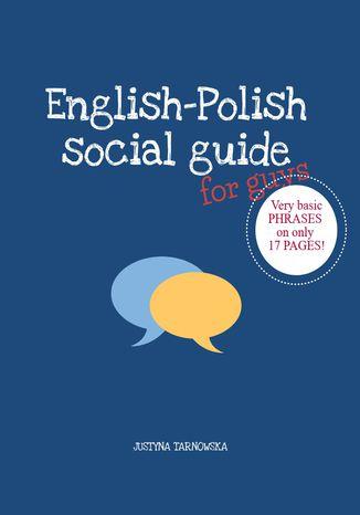 Okładka książki English-Polish Social Guide for guys