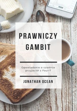 Okładka książki Prawniczy gambit