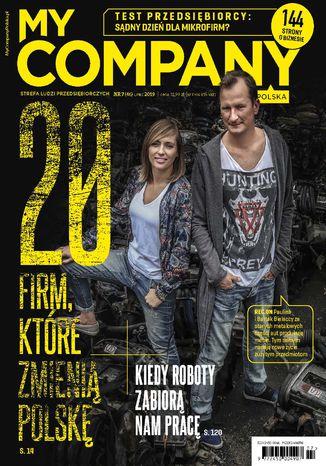 Okładka książki/ebooka My Company Polska