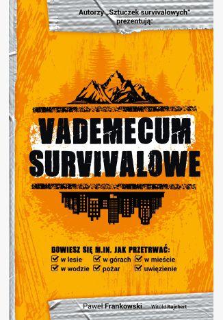 Okładka książki Vademecum survivalowe