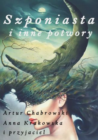 Okładka książki Szponiasta i inne potwory