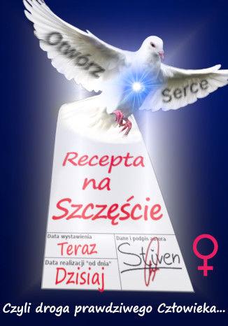 Okładka książki/ebooka Recepta na Szczęście. Dla kobiet