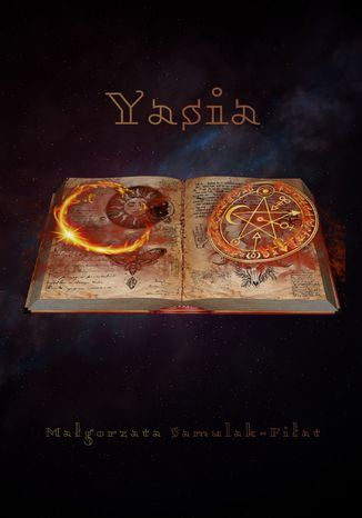 Okładka książki Yasia cz.1