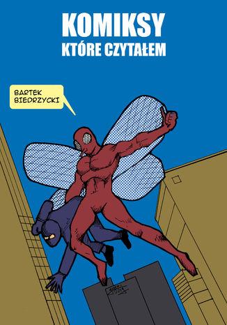 Okładka książki/ebooka Komiksy, które czytałem
