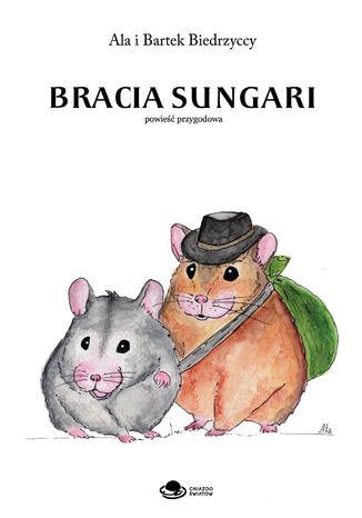Okładka książki Bracia sungari