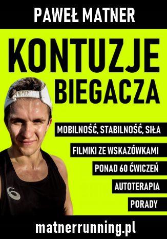 Okładka książki/ebooka KONTUZJE BIEGACZA