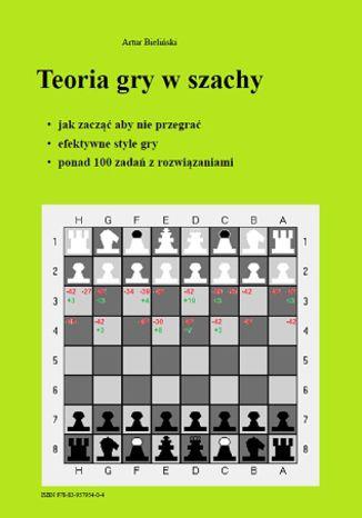 Okładka książki Teoria gry w szachy