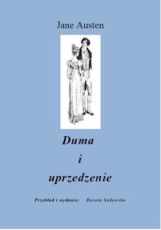 Okładka książki/ebooka Duma i uprzedzenie