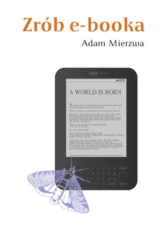 Okładka książki/ebooka Zrób e-booka