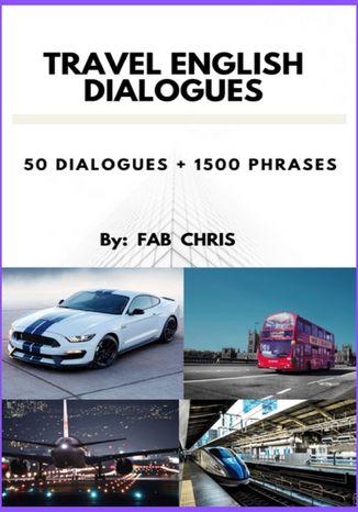 Okładka książki/ebooka Travel English Dialogues