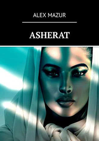 Okładka książki ASHERAT