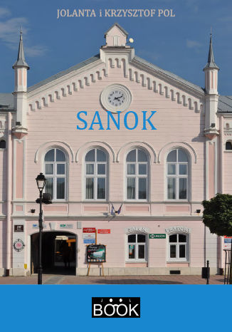 Okładka książki Sanok