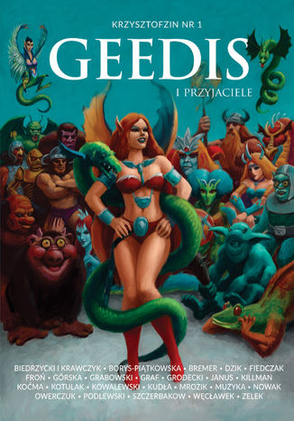 Okładka książki/ebooka Geedis i przyjaciele