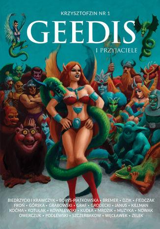 Okładka książki Geedis i przyjaciele
