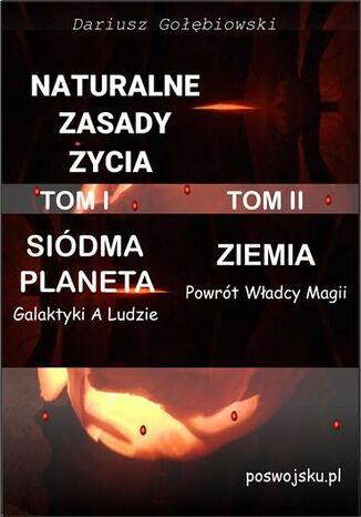 Okładka książki SIÓDMA PLANETA Powrót Władcy Magii