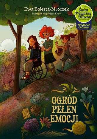 Okładka książki Ogród pełen emocji