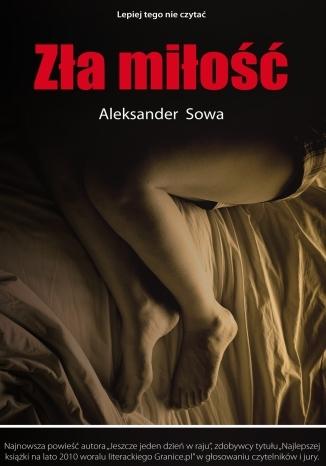 Okładka książki/ebooka Zła miłość