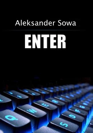 Okładka książki Enter