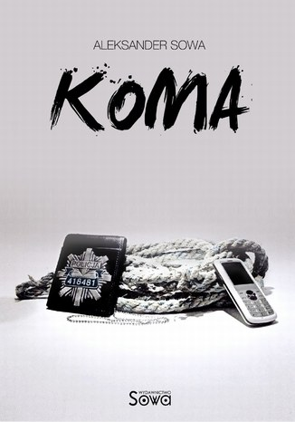 Okładka książki Koma